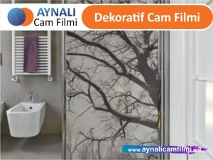dekoratif cam filmi